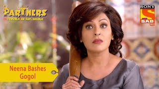 Your Favorite Character | Neena Bashes Gogol | Partners Trouble Ho Gayi Double - SABTV
