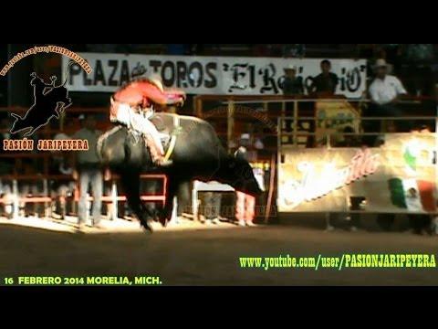 ¡JARIPEO HISTORICO! 15 DESTRUCTORES DE MEMO OCAMPO EN EL RELICARIO, 4 MONTAS ESTILO COSTA RICA. 2014