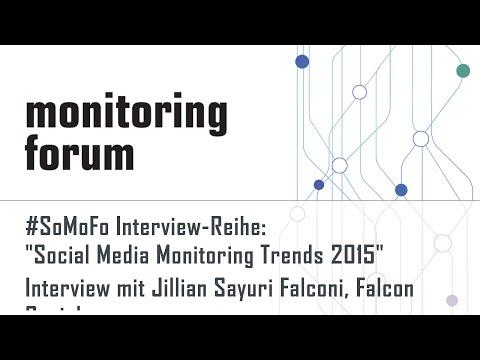 #somofo15 Interview mit Jillian Sayuri Falconi, Falcon Social