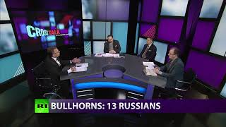 CrossTalk Bullhorns: 13 Russians (extended version) - RUSSIATODAY