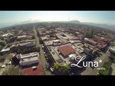 Zacoalco de Torres Jalisco (Aerial View) DownTown