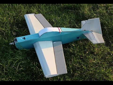 Flite Test FT-3D | Flight Video | 1st flight
