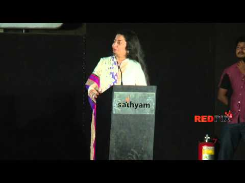 Actress suhasini says that she is a fan of Sripriya -- Red Pix