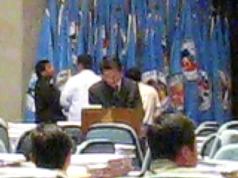 Debate, Roilo Golez opposes Edcel Lagman's Reproductive Health Bill, January 2009, Part 5
