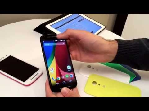IFA 2014: Motorola New Moto G im Hands-On