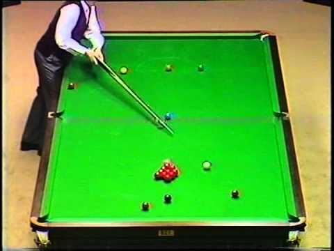 Alex Higgins vs Terry Griffiths 1987 Masters Final Frame Part 1.avi