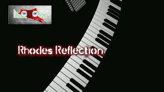 Royalty FreeRock:Rhodes Reflection