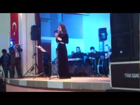 Sevcan ORHAN - Ah Neyleyim Gönül - Düziçi Konserinden - 27.03.2013