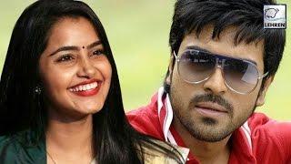 Anupama Parameshwaran To Star In A Ram Charan movie - LEHRENTELUGU