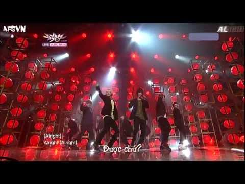 [Vietsub]Mr.Simple ComeBack Stage - Super Junior