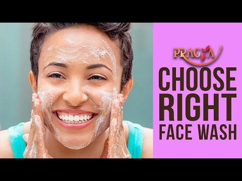 Choose Right Face Wash | Dr. Dhruv (Dermatologist)