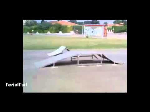 Fail VS Fail 27-08-2012 || Episode 5 || Volkswagon Golf Fail VS Own Made Ramp Fail