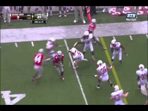 Braxton Miller Sophomore Highlights (Through 6 Games)