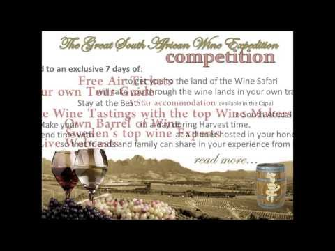 South African Wine Safari Affiliates