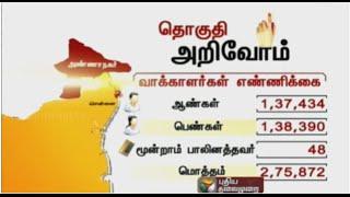 """Thoguthi Arivom """"ANNA NAGAR"""" 25-08-2015 Puthiya Thalaimurai TV Show"""