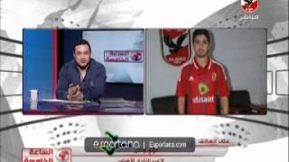 بالفيديو .. لؤي وائل: أعود بعد 6 أسابيع ولا أحتاج إلى السفر خارج مصر