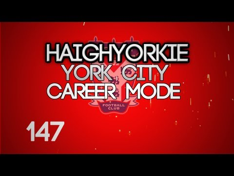 Fifa 13 Career Mode - York City Part 147 - Man United v York