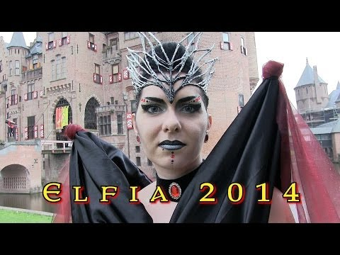 ELFIA 2014 third and last day (Elf Fantasy Fair), short video of monday 21th of april