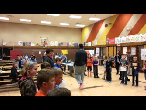 Sheridan Generals at Tongue River Elementary