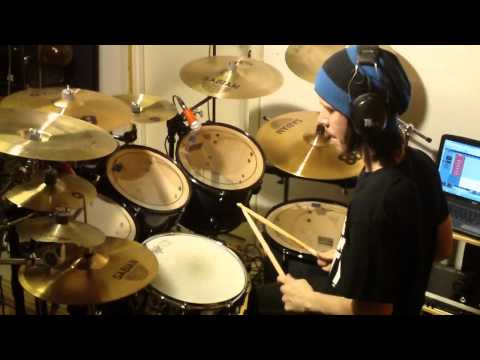 Breaking Benjamin - Breath | Drum Cover