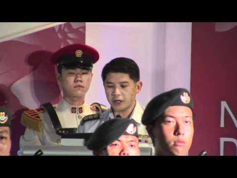 NDP 2012 Media Brief 3 - Parade & Ceremony