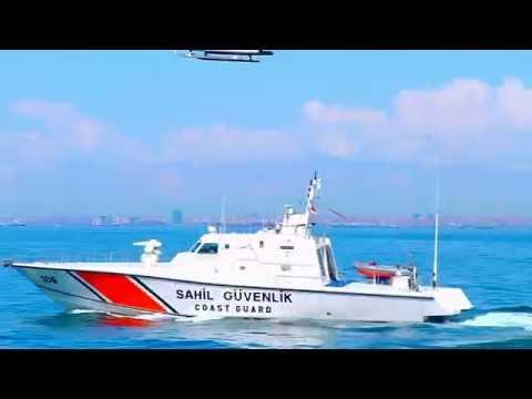 Sahil Güvenlik Tanıtım filmi