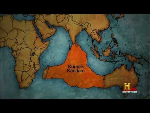 The lost Lemurian continent Kumari Kandam (Short Preview) 3D