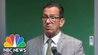 CT Governor: 'Fentanyl Is An Absolute Public Health Disaster' | NBC News - NBCNEWS