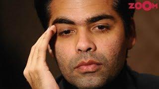 Karan Johar gets ANGRY over questions on Hardik Pandya & KL Rahul controversy - ZOOMDEKHO