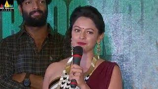 Pooja Speech at PSV Garuda Vega Movie Sucess Meet | Latest Telugu Movies | Sri Balaji Video - SRIBALAJIMOVIES