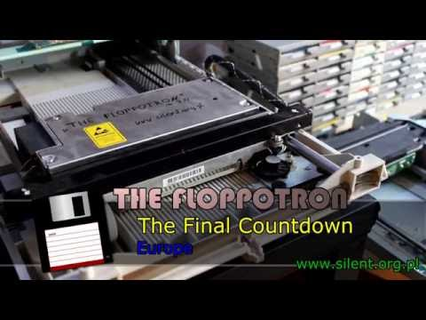 "Floppotron - ""Final Countdown"" (Europe)"