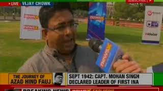 Exclusive: Honouring Subhash Chandra Bose's legacy; the biggest voices on NewsX - NEWSXLIVE