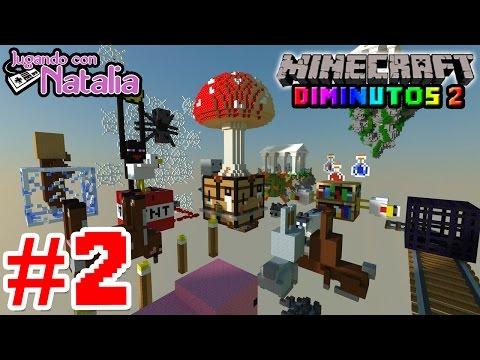 LA VACA ENDEMONIADA! | Viernes de Minecraft - Diminutos 2 #2
