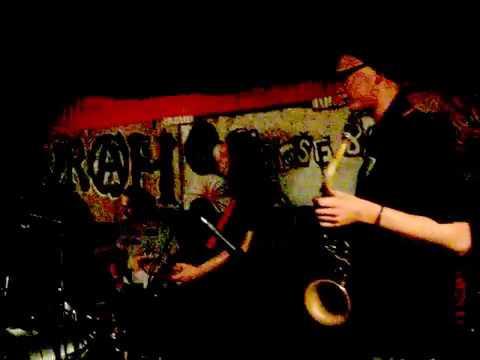 Występ The Kurws w klubie Vrah w Roznovie Pod Radhostem (Czechy)