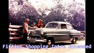 Royalty FreeComedy:Fifties Shopping Intro Extended