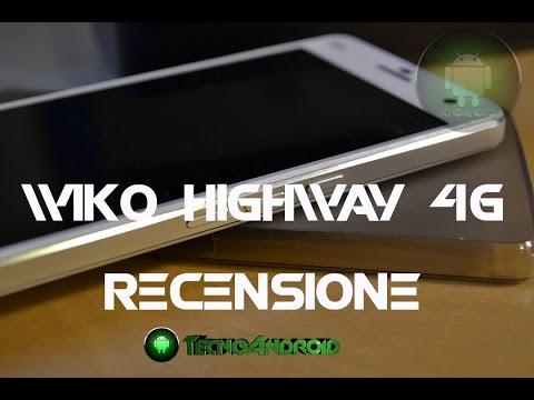 Wiko Highway 4G - Recensione del top di gamma Wiko