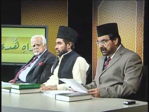 Maulana Moudodi views about Pakistan and Ahmadiyya Muslims - Shaukat Hayyat.