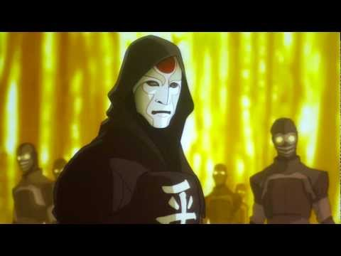 Legend of Korra Music! - 'The Rally' Complete? Version