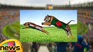Bangladeshi Fan Insults Indian Tricolor Ahead Of India Bangladesh Champions Trophy Semi Final Match - MANGONEWS