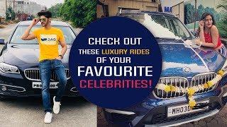 Checkout these luxury rides of your favorite celebrities   TellyChakkar - TELLYCHAKKAR