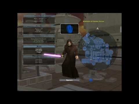 Star Wars Battlefront II Conversion Pack Heroes The Gameplay
