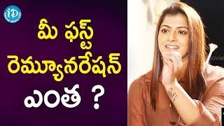 మీ ఫస్ట్ రెమ్యూనరేషన్ ఎంత ?- Tenali Ramakrishna Movie Actress Varalakshmi - IDREAMMOVIES