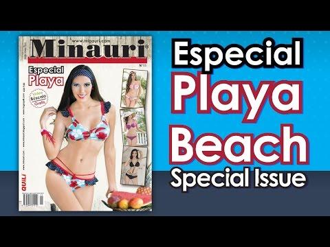 Minauri N° 11 Especial Playa (Promo)