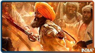 Kesari Movie Review: Akshay Kumar's war saga is all about sacrifice, grit and courage - INDIATV