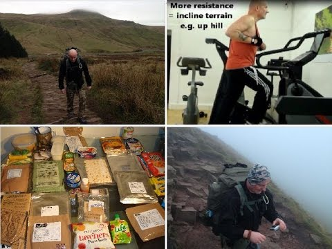 ENERGY REPLACEMENT - Trek & Trail, Survival - Maintaining The Challenge