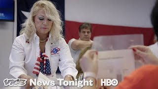 Texas Republicans Are Trying To Sign Up Immigrants Minutes After They Become Citizens (HBO) - VICENEWS