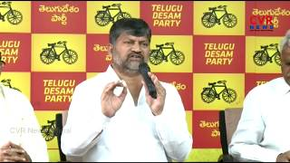TDP Leader L Ramana Sensational Comments over KTR Meet Ys Jagan l CVR NEWS - CVRNEWSOFFICIAL