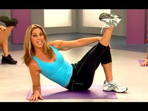 Denise Austin: 5 Minute Inner-Thigh Workout
