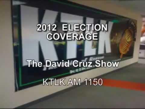 KTLK Election Coverage 2012