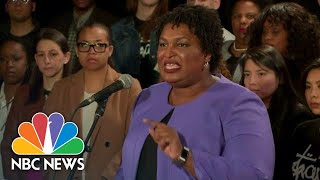 Full Speech: Stacey Abrams Ends Candidacy For Georgia Governor | NBC News - NBCNEWS
